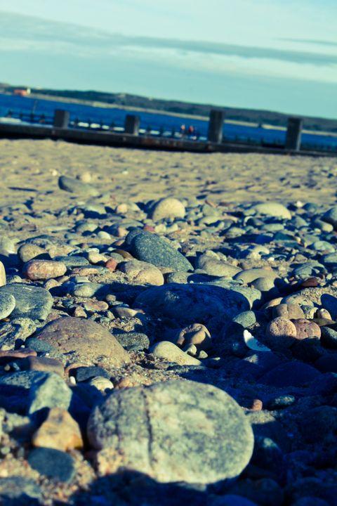 pebble beach - 1978photography