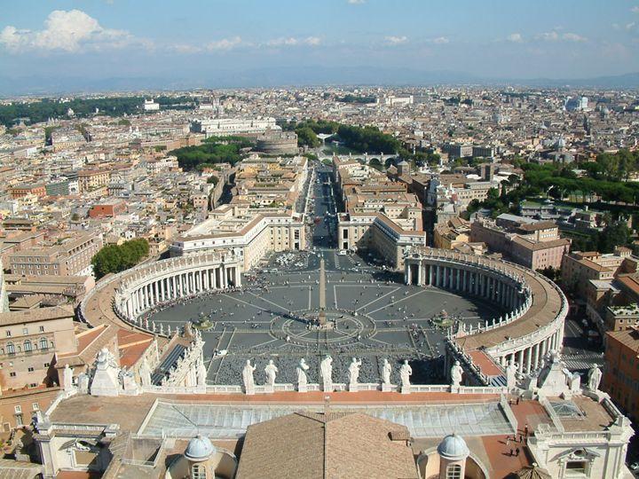 Rome, Italy - Derek Leathlean