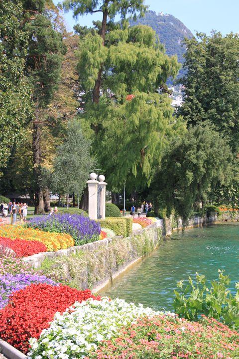 Lake Lucerne, Switzerland - Derek Leathlean