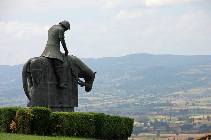 Assisi, Italy - Derek Leathlean