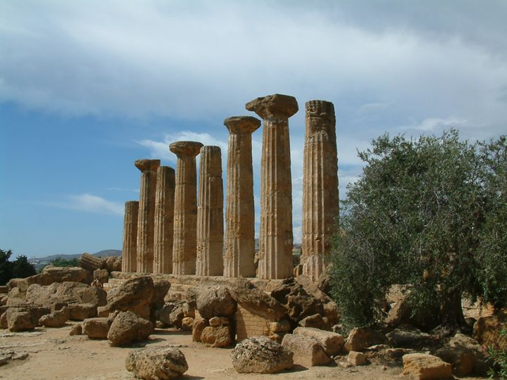 Valley of the Temples, Sicily - Derek Leathlean
