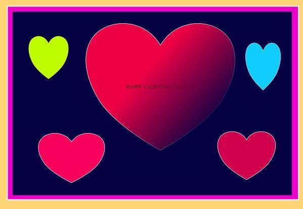 HAPPY VALENTINE'S DAY !! - THE CARTOON ROOM