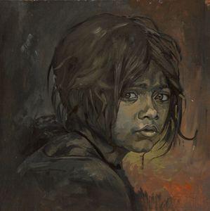 Slum Girl