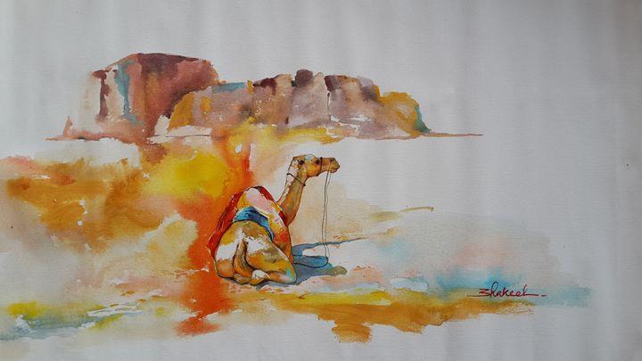 camel - shakeel siddiqui