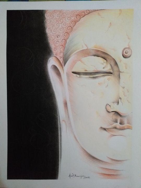 BUDDHA 1 - Mahavir art gallary