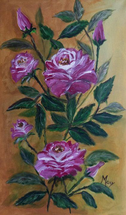 Rose - Arte nel mondo