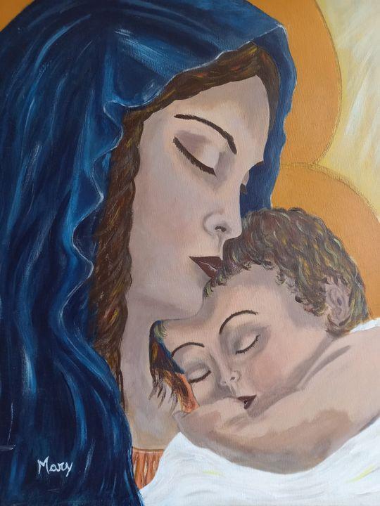 Maternity - Arte nel mondo