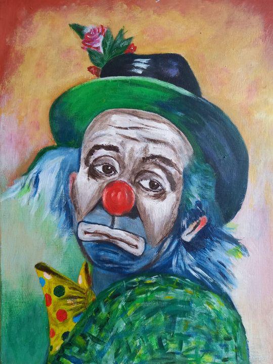 The clown - Arte nel mondo