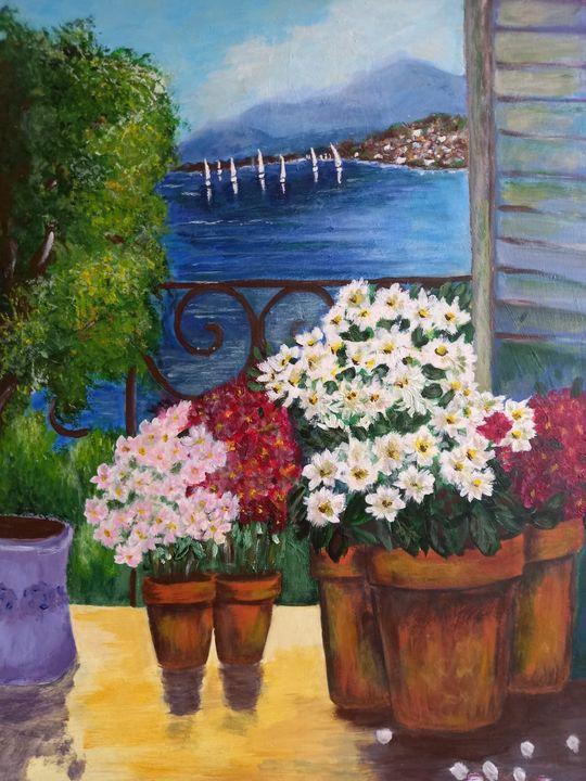 Finestra sul mare - Arte nel mondo