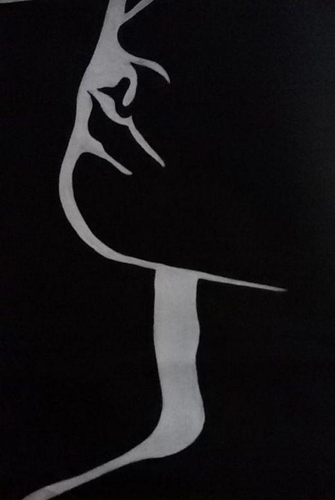 PROFILE OF A WOMAN - Arte nel mondo