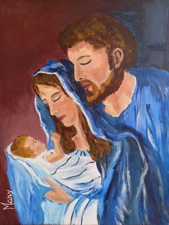 Holy Family - Arte nel mondo