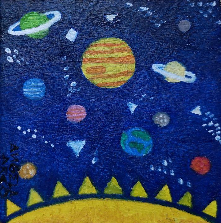 My Little Universe - aLegnArt