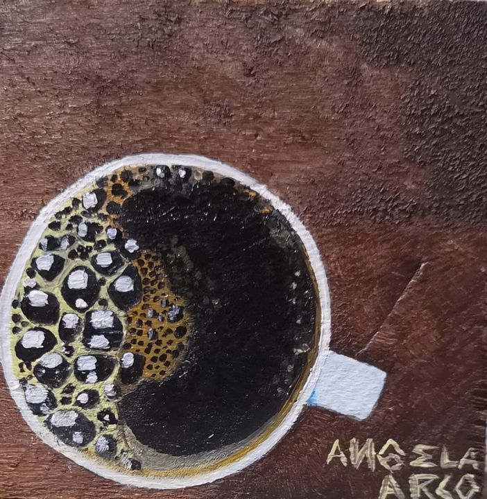 Brewed Coffee - aLegnArt