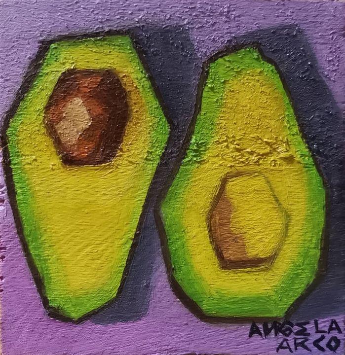 Avocado - aLegnArt