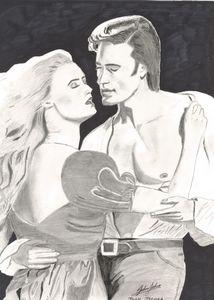 Romantic Couples Tango