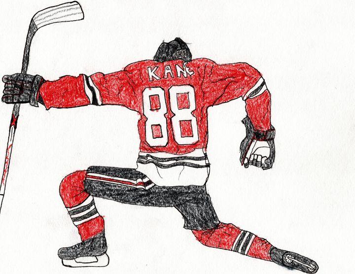 hockey - CJ Stronks