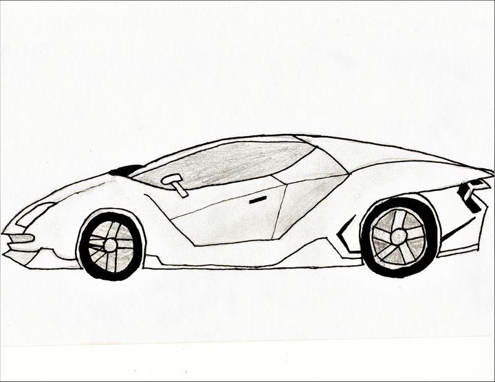 Lamborghini Centenario - CJ Stronks