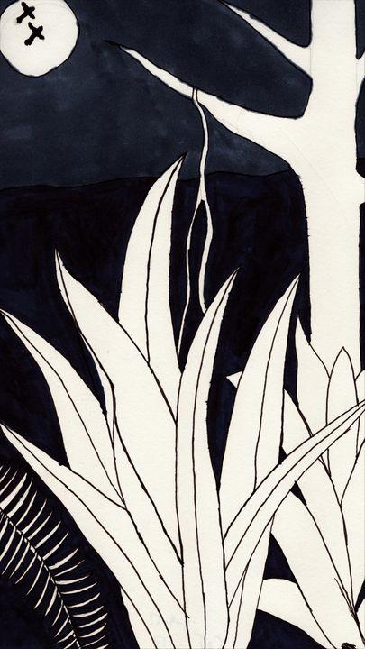 Dark Jungle - CJ Stronks