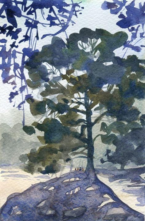 Big Big Tree - IRIKA