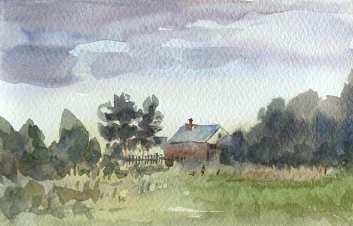 Cloudy day - IRIKA
