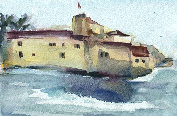 Citadel in Old Budva - IRIKA