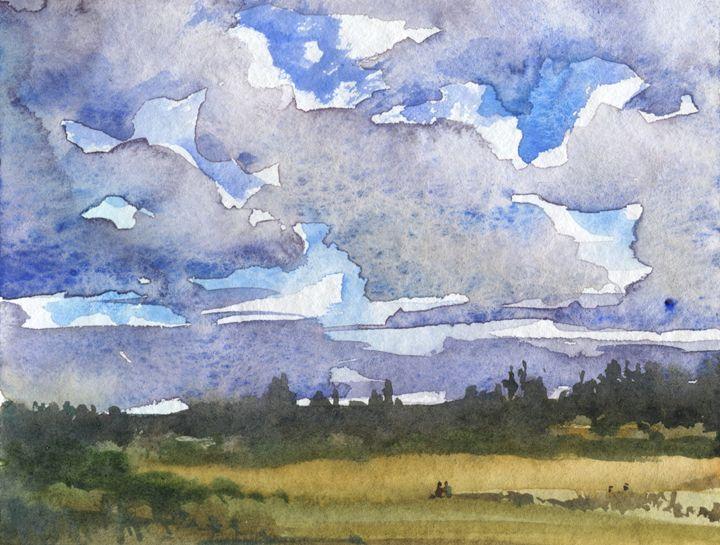 September clouds - IRIKA