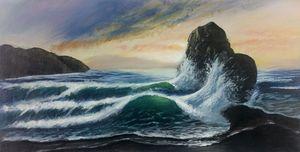 Sunrise Beach ACW.. (repaint)