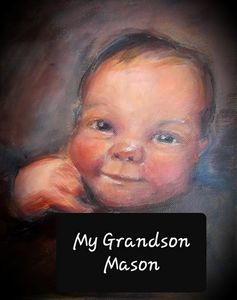 Grandson Mason