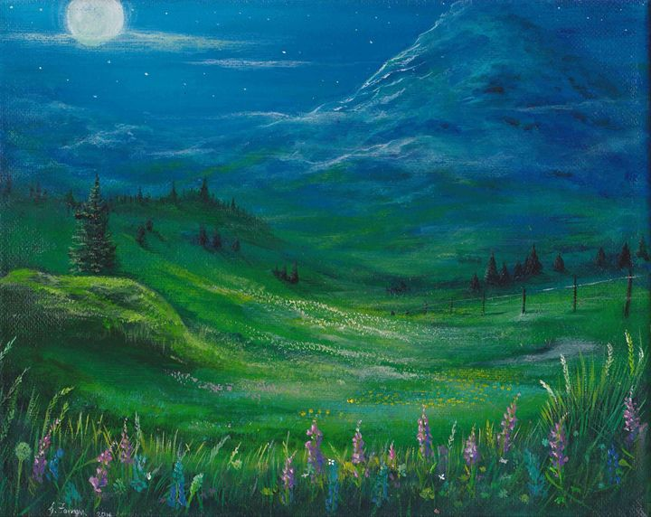Evening Stroll - Gregory J Farrugia