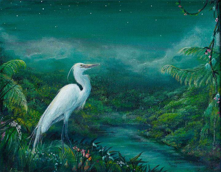 Heron - Gregory J Farrugia