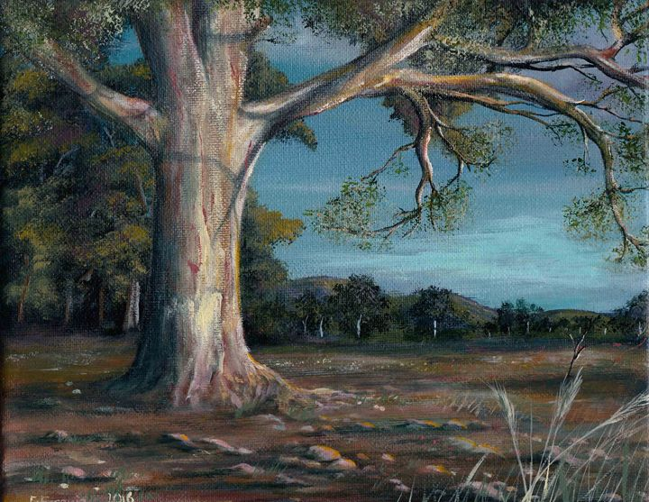 Southern Gum - Gregory J Farrugia
