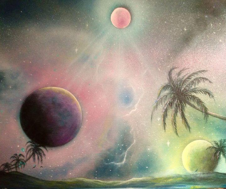 Cosmic Getaway - Gregory J Farrugia