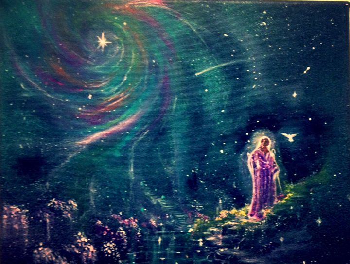 Cosmic Pilgrim - Gregory J Farrugia