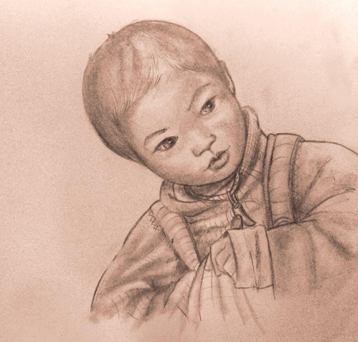 Tibetan Innocence - Gregory J Farrugia