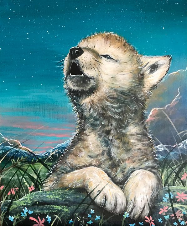 Morning Howl - Gregory J Farrugia