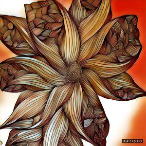 Black Dragon Flower