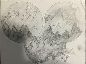 Mountain Trifecta