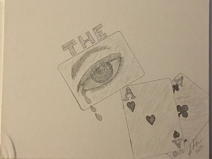 The lonely hearts club - Frank Horton Artwork