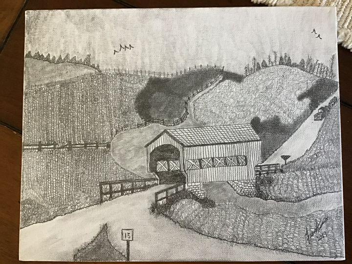 Country Ride - Frank Horton Artwork