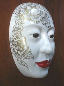 Wall Hanging Mask : M005
