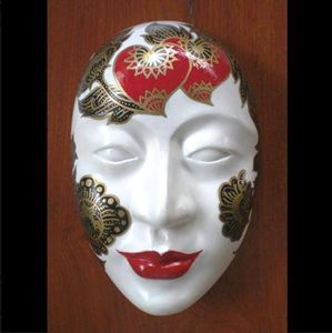 Wall Hanging Mask : M007
