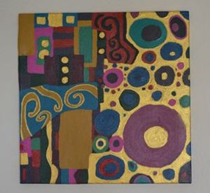 Klimt with a Twist