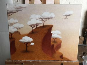Maxim Sinderovich Cloud trees