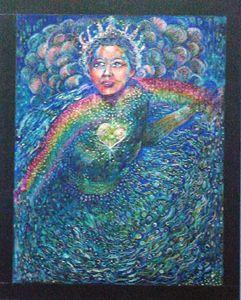 Queen of Water - study
