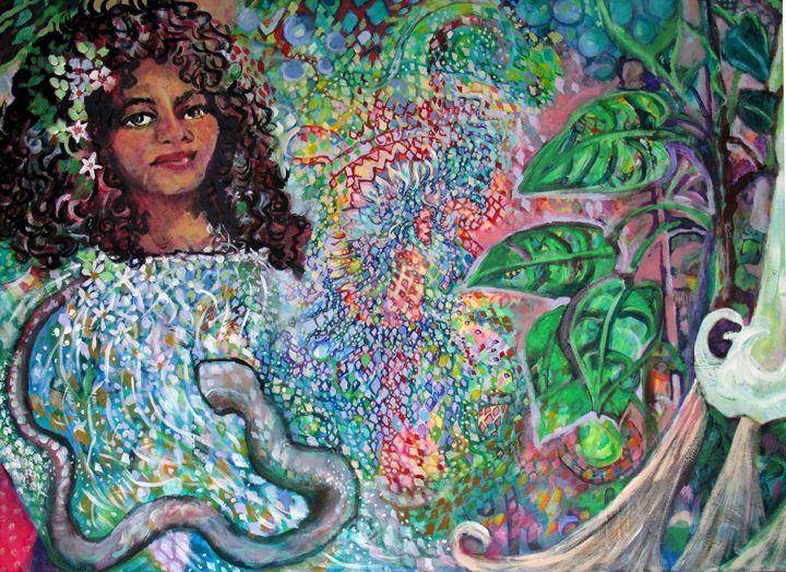 Mother Eve - Anna Mills Raimondi