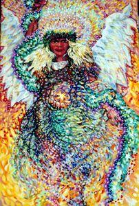 Angel of the Presence - Anna Mills Raimondi