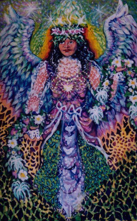 Angel of Beauty - Anna Mills Raimondi