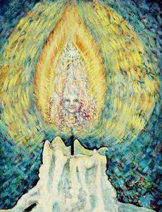 The Spirit of Light - Anna Mills Raimondi