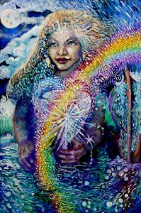 Queen of Water (the emotional realm)