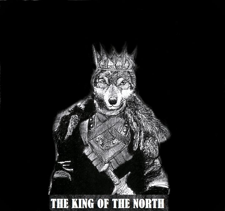 The King Of The North - ImmortalArt